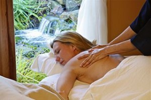 Relaxing Austin Massage Therapy Services will bring you peace like a bubbling waterfall